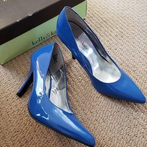 NEW ☆ Kelly & Katie Patent Heels,  6.5 ~ PRETTY!